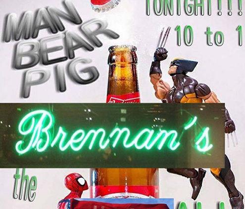 ManBearPig, The Bowery, Brennans